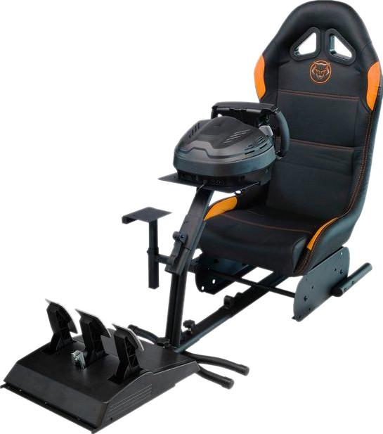 Qware Race Seat - oranje Main Image