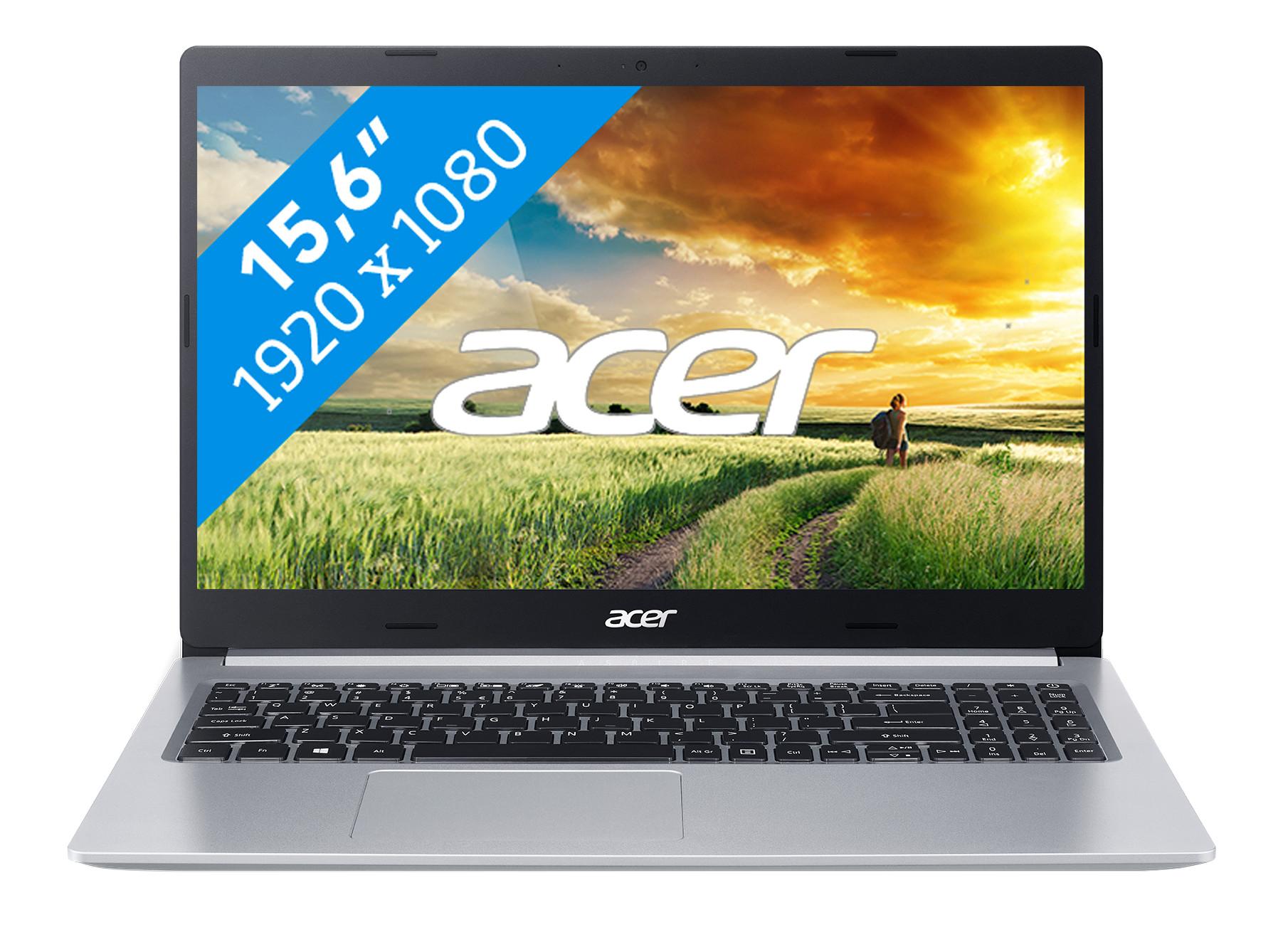 Acer Aspire 5 A515-55-71U6 - Acer laptop met een Quad core processor