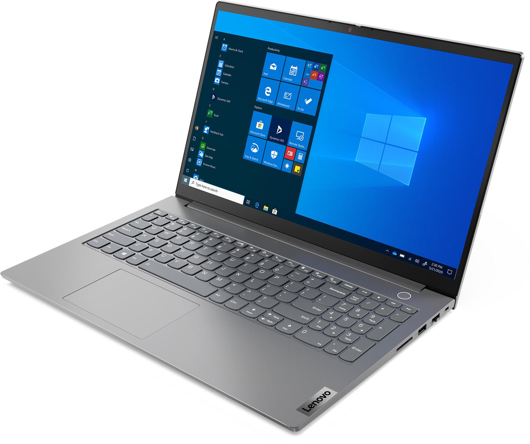 Lenovo ThinkBook 15 G2 - 20VE0046MH voorkant