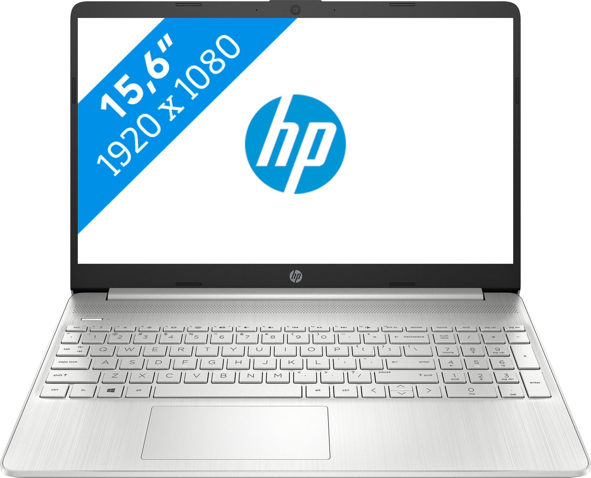HP 15s - Goedkope 15inch laptop