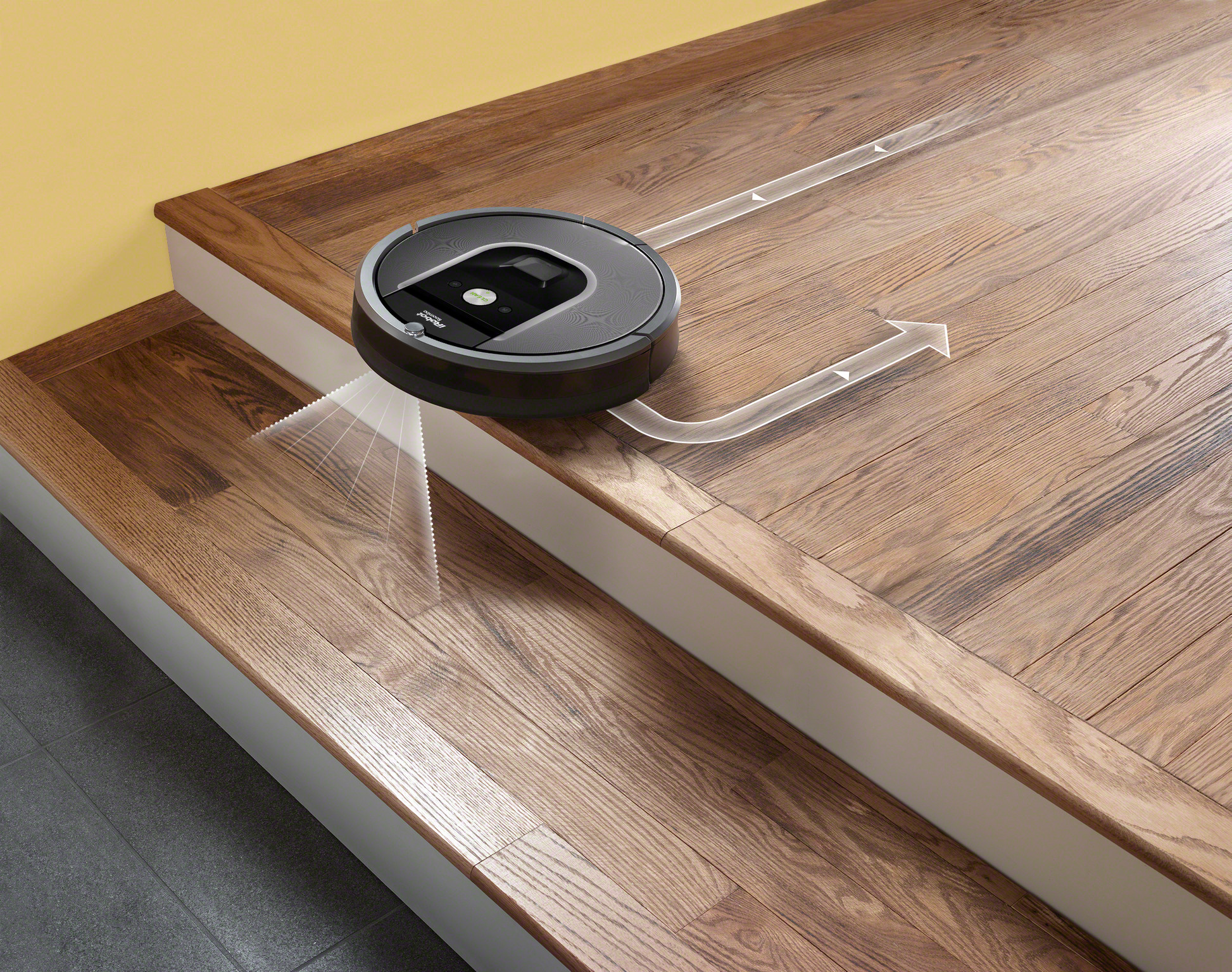 iRobot Roomba 960 visual leverancier