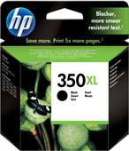 HP 350XL Cartridge Black (HPCB336E)