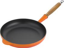 Le Creuset Gietijzeren Koekenpan 28 cm Oranje-rood