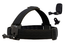 PRO-mounts Head Strap Mount SE: incl Quick Clip & Camera Adapter