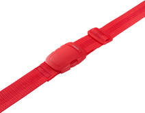 Samsonite Luggage Strap 3,8 cm Poppy Red