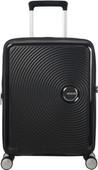 American Tourister Soundbox Expandable Spinner 55cm Bass Black
