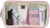 SUITSUIT Fabulous Fifties Toilettas Pink Dust Transparant