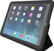 ZAGG Rugged Messenger Apple iPad (2017)/(2018) Cover Black