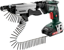 Metabo SE 18 LTX 4000 + Screwing magazine SM 5-55