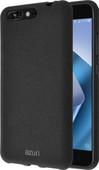 Azuri Flexible Sand Asus Zenfone 4 Back Cover Black