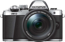 Olympus OM-D E-M10 Mark II Silver + 14-150mm