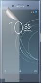 Azuri Sony Xperia XZ1 Screen Protector Plastic Duo Pack