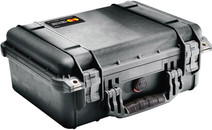 Pelicase 1450 Black with Pick 'n Pluck Foam