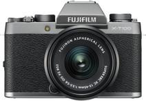Fujifilm X-T100 Silver + XC 15-45mm OIS PZ
