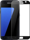 Pavoscreen Edge to Edge Glass Samsung Galaxy S7 Zwart