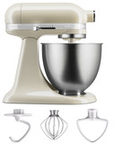 KitchenAid Artisan Mini Mixer 5KSM3311XEAC Amandelwit