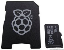 Transcend Raspberry Pi NOOBS 16GB