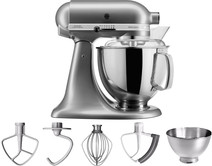 KitchenAid Artisan Mixer 5KSM175PS Contour Zilver