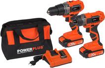 Powerplus Dual Power POWDP1550