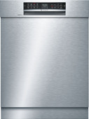 Bosch SMU68TS06E / Inbouw / Onderbouw / Nishoogte 81,5 - 87,5 cm