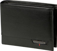 Samsonite Pro-DLX 4S SLG Billfold 8CC Coin Black