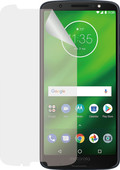 Azuri Motorola Moto G6 Screen Protector Plastic Duo Pack