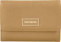 Samsonite Karissa LTH SLG L Wallet 12CC Cognac