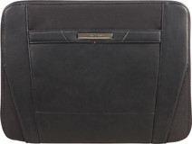 Samsonite Stationery Pro-DLX 5 Zip Folder A4 Black