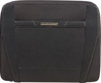 Samsonite Stationery Pro-DLX 5 Zip Folder A4 Top H Black