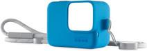 GoPro Sleeve + Lanyard Blue
