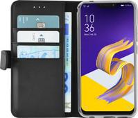 Azuri Wallet Magneet Asus Zenfone 5 Book Case Zwart