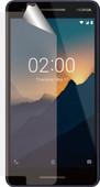 Azuri Nokia 2 (2018) Screen Protector Plastic Duo Pack