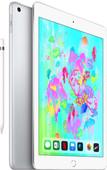 Apple iPad (2018) 128GB Wifi Silver + Apple Pencil