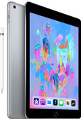 Apple iPad (2018) 128GB Wifi Space Gray + Apple Pencil