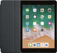 Apple iPad (2018) 32GB Wifi Space Gray + Smart Cover
