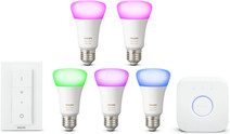Philips HUE Color Starter Kit + E27 Duo