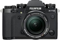Fujifilm X-T3 Zwart + XF 18-55mm f/2.8-4.0 R LM OIS