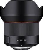 Samyang 14mm f / 2.8 AF Nikon F