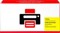 Pixeljet 410X Toner Cartridge Yellow XL for HP printers (CF412X)