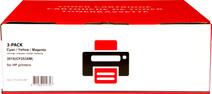 Pixeljet 201X 3-Kleuren Pack voor HP Printers (CF253XM)