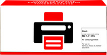 Pixeljet MLT-D111S Toner Cartridge Black for Samsung printers