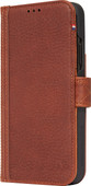 Decoded Leather Card Wallet Apple iPhone Xr Book Case Brown