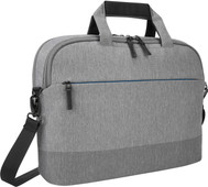 Targus CityLite 12-15.6 Slim Briefcase Laptop Case - Grey