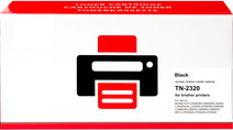 Pixeljet TN-2320 Toner Black for Brother printers