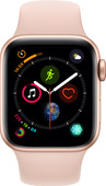 Apple Watch Series 4 40mm Gold Aluminum/Pink Sand Sport Band