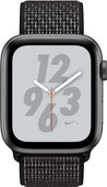 Apple Watch Series 4 40mm Nike+ Space Gray Aluminum/Nylon Sport Band