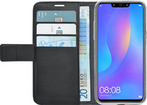 Azuri Wallet Magneet Huawei Mate 20 Lite Book Case Zwart