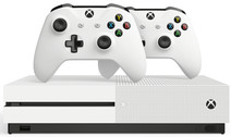 Microsoft Xbox One S 1TB + 2nd Controller