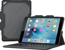 ZAGG Rugged Messenger Folio Apple iPad Pro 10.5 Inch QWERTY