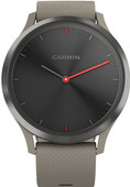 Garmin Vivomove HR Sport Black / Beige - S / M